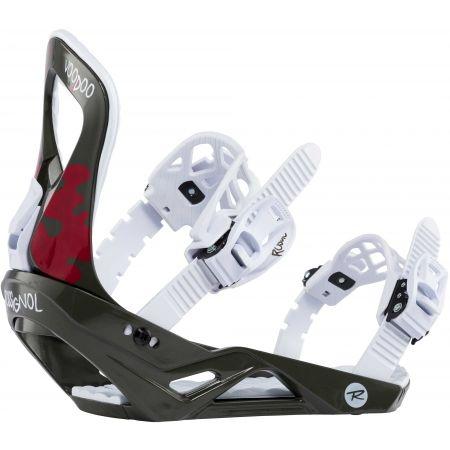 Дамски сноуборд с автомати - Rossignol FRENEMY + VOODOO S/M - 6