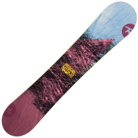 Dámský snowboard set - Rossignol MYTH + MYTH S/M - 1