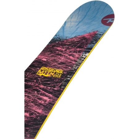 Dámský snowboard set - Rossignol MYTH + MYTH S/M - 3