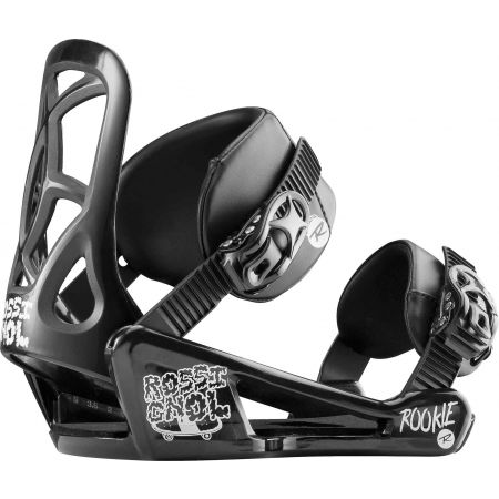 Detský  snowboardový set - Rossignol SCAN + ROOKIE S - 6