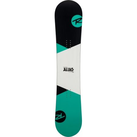 Detský  snowboardový set - Rossignol ALIAS + BATTLE S/M - 2