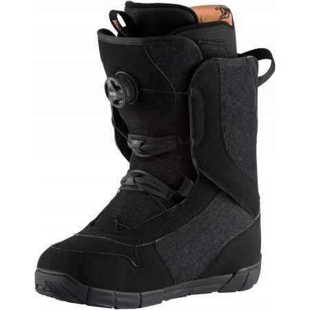 Dámské snowboardové boty - Rossignol ALLEY BOA H3 W - 2
