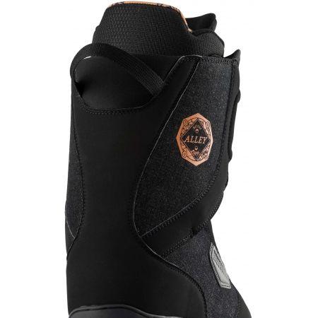 Dámské snowboardové boty - Rossignol ALLEY BOA H3 W - 5