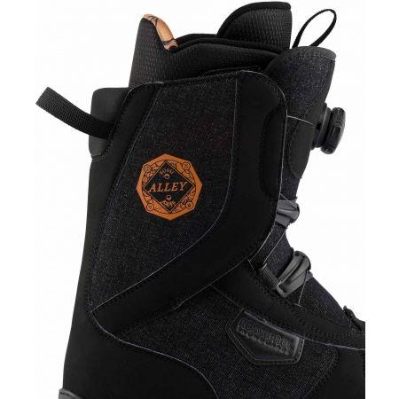 Dámské snowboardové boty - Rossignol ALLEY BOA H3 W - 7