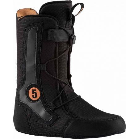 Dámské snowboardové boty - Rossignol ALLEY BOA H3 W - 11