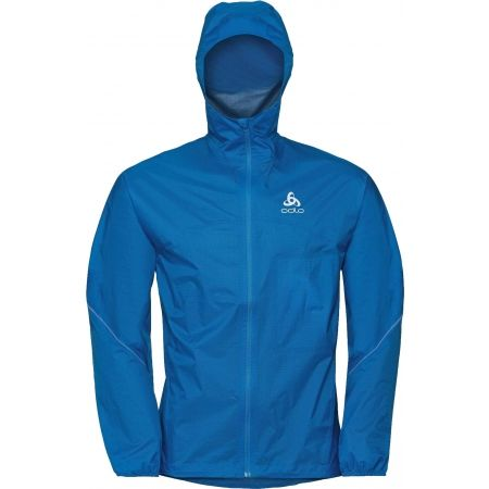 Pánská bunda - Odlo JACKET ZEROWEIGHT RAIN WARM - 2