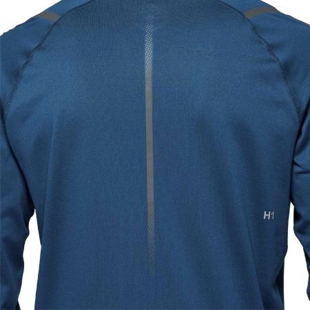 Tricou alergare bărbați - Asics ICON WINTER LS 1/2 ZIP TOP - 6