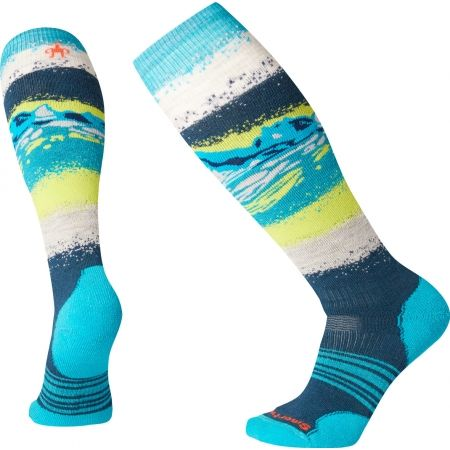 Smartwool PHD SNOW MEDIUM - Dámske lyžiarske ponožky