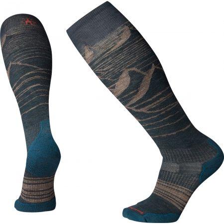 Smartwool PHD SNOW LIGHT ELITE - Pánske lyžiarske ponožky