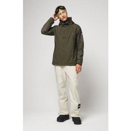 Pánská snowboardová/lyžařská bunda - O'Neill PM DROPPIN JACKET - 5