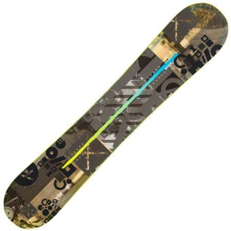 Pánsky snowboard set set - Rossignol ONE LF WIDE + CUDA M/L - 1