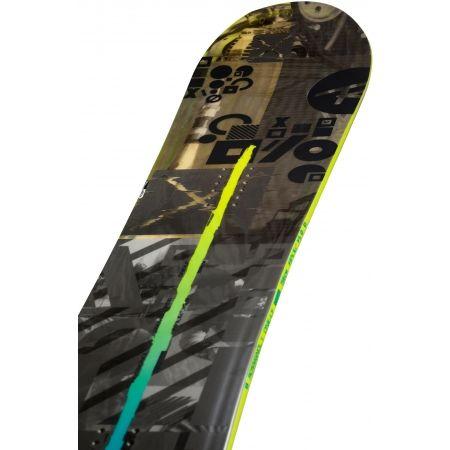 Pánsky snowboard set set - Rossignol ONE LF WIDE + CUDA M/L - 2