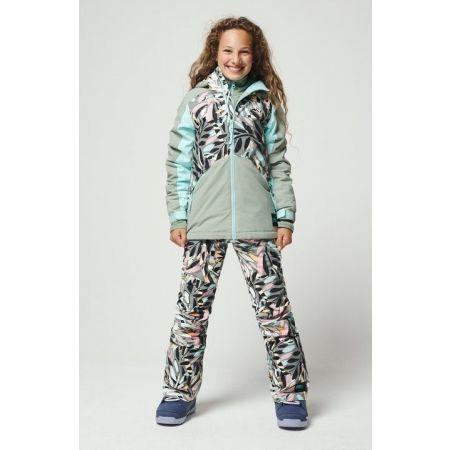 Dievčenská lyžiarska/snowboardová bunda - O'Neill PG ALLURE JACKET - 4