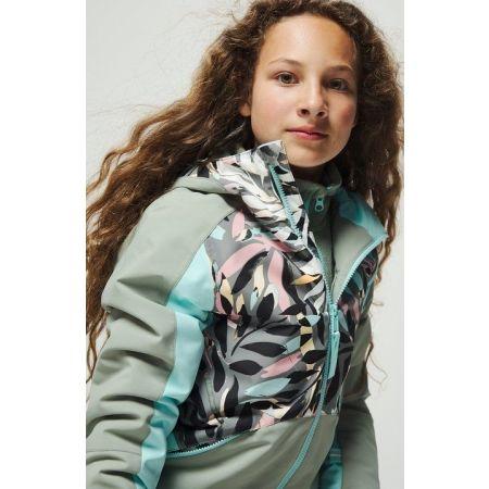Dievčenská lyžiarska/snowboardová bunda - O'Neill PG ALLURE JACKET - 7