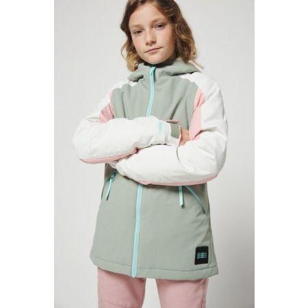 Dívčí snowboardová/lyžařská bunda - O'Neill PG DAZZLE JACKET - 3