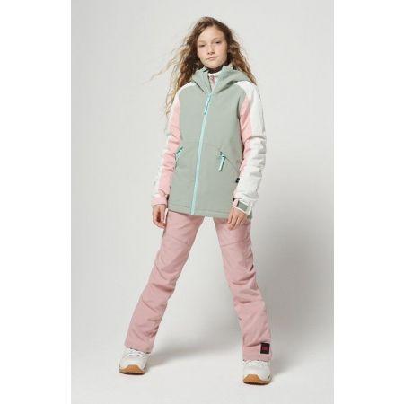 Dívčí snowboardová/lyžařská bunda - O'Neill PG DAZZLE JACKET - 4