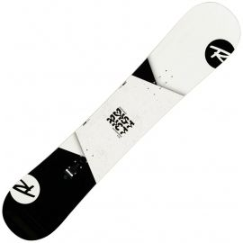 Rossignol DISTRICT WIDE + BATTLE M/L - Pánský snowboard set