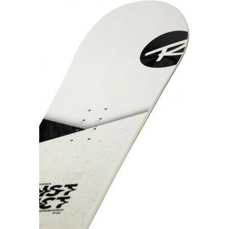 Pánský snowboard set - Rossignol DISTRICT WIDE + BATTLE M/L - 2