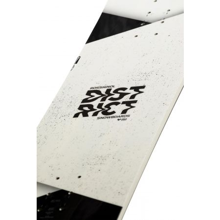 Pánský snowboard set - Rossignol DISTRICT WIDE + BATTLE M/L - 3