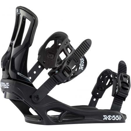 Pánský snowboard set - Rossignol DISTRICT WIDE + BATTLE M/L - 5