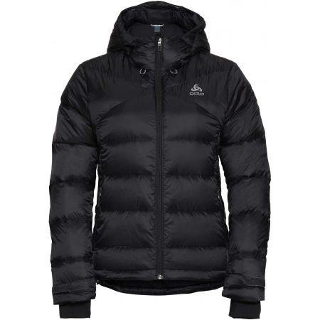 Дамско пухено яке - Odlo JACKET INSULATED COCOON N-THERMIC X-WARM - 1