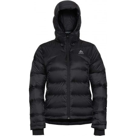 Дамско пухено яке - Odlo JACKET INSULATED COCOON N-THERMIC X-WARM - 2