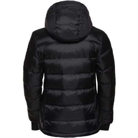 Дамско пухено яке - Odlo JACKET INSULATED COCOON N-THERMIC X-WARM - 3