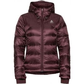 Odlo WOMEN'S INSULATED JACKET HOODY COCOON N-THERMIC X-WARM - Dámská péřová bunda