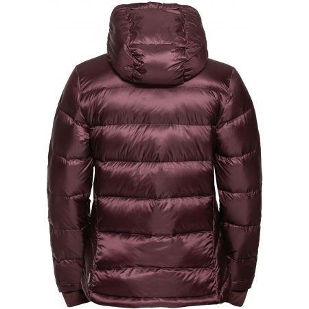 Dámska páperová bunda - Odlo JACKET INSULATED COCOON N-THERMIC X-WARM - 3