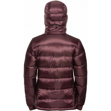 Dámska páperová bunda - Odlo JACKET INSULATED COCOON N-THERMIC X-WARM - 4