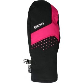 Blizzard MITTEN JNR SKI GLOVES - Rukavice