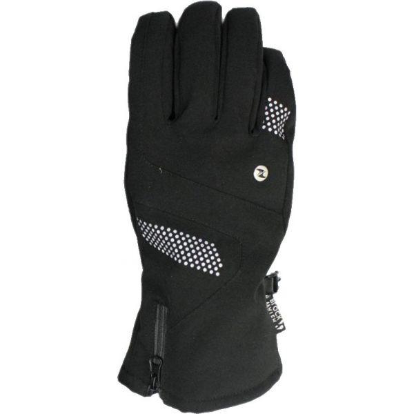 Blizzard VIVA ALIGHT SKI GLOVES čierna Dámske rukavice 6 BLIZZARD
