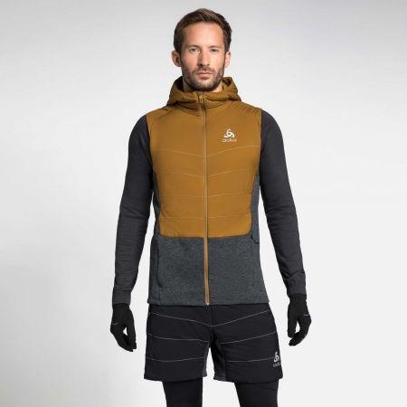 Men's vest - Odlo VEST MILLENNIUM S-THERMIC - 5