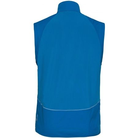 Pánska vesta - Odlo VEST ZEROWEIGHT WINDPROOF WARM - 2