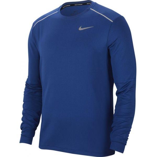 Nike ELEMENT 3.0 modrá M - Pánské běžecké tričko