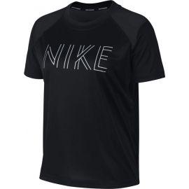 Nike DRY MILER SS GX W - Koszulka do biegania damska