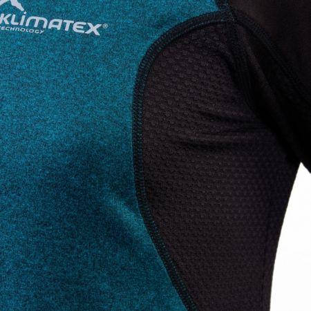 Мъжка блуза с дълъг ръкав - Klimatex DR SVEN - 5