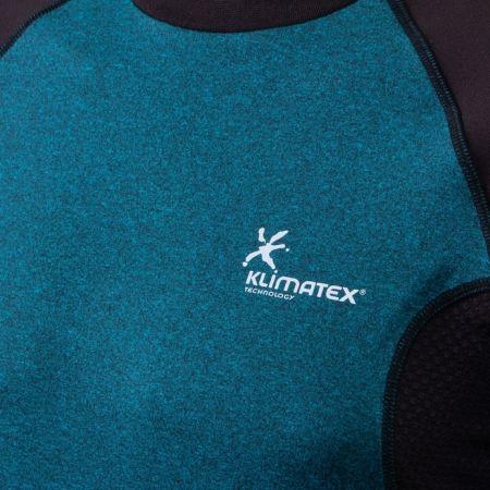 Мъжка блуза с дълъг ръкав - Klimatex DR SVEN - 6