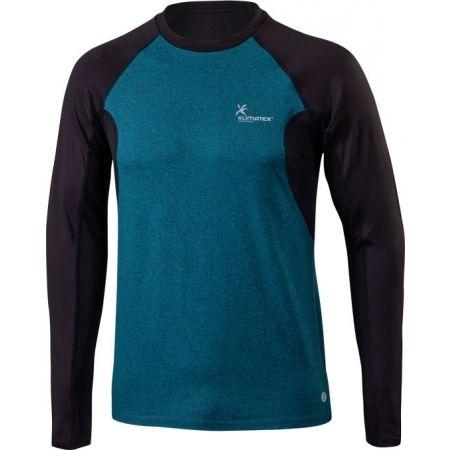 Klimatex DR SVEN - Pánské běžecké tričko s dlouhým rukávem