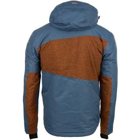 Pánská lyžařská bunda - ALPINE PRO LORES - 2