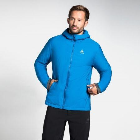 Men's jacket - Odlo JACKET INSULATED FLI S-THERMIC - 5