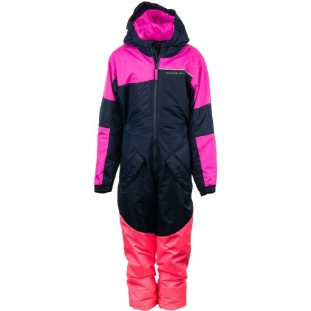 ALPINE PRO BASTO - Children's winter overall