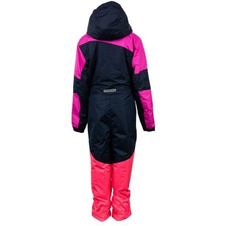 Dětský zimní overal - ALPINE PRO BASTO - 2
