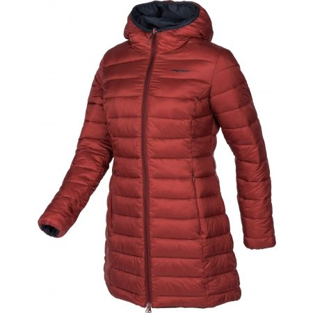 Dámsky obojstranný kabát - Head TATA - 5