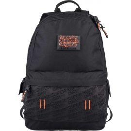 Superdry NEOPRENE EMBOSS PANEL MONTANA - Women's backpack