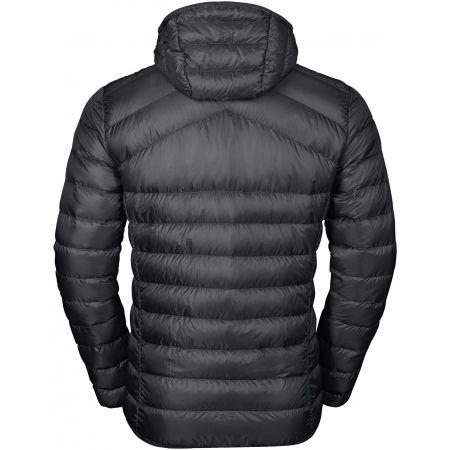 Pánská péřová bunda - Odlo MEN'S INSULATED JACKET HOODY COCOON N-THERMIC - 3