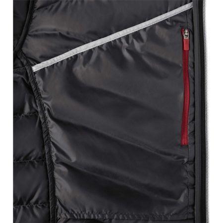 Pánská péřová bunda - Odlo MEN'S INSULATED JACKET HOODY COCOON N-THERMIC - 5