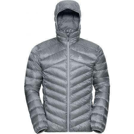 Pánská péřová bunda - Odlo JACKET INSULATED HOODY COCOON N-THERMIC - 2