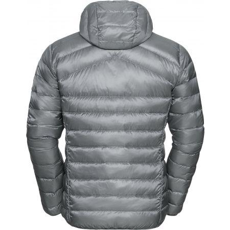 Pánská péřová bunda - Odlo JACKET INSULATED HOODY COCOON N-THERMIC - 3