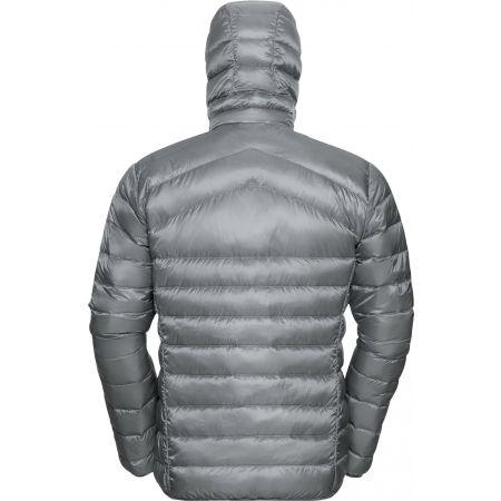 Pánská péřová bunda - Odlo JACKET INSULATED HOODY COCOON N-THERMIC - 4